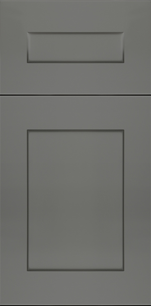 Custom Closet Door Styles - ANTHRACITE