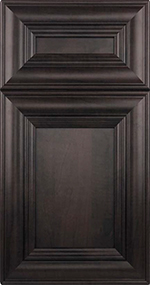 Custom Closet Door Styles - 5 PIECE DOOR  TRADITIONAL