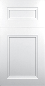 Custom Closet Door Styles - 5 PIECE DOOR TRANSITIONAL