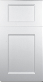 Custom Closet Door Styles - THERMOFOIL DOOR N100