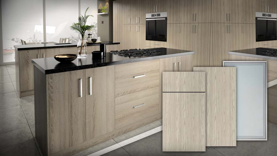 Textured Series <p>The textured series has the highest end products for assertive kitchen designs and inspired by timeless wood species. These kinds of doors are more resistant to impacts compared to other door types. The wood-like coating option does not only present the wood effect visually but also makes it possible to feel the wood texture when touched.</p>